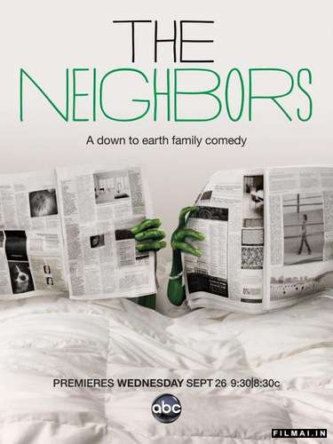 KAIMYNAI (1 Sezonas) / THE NEIGHBORS Season 1