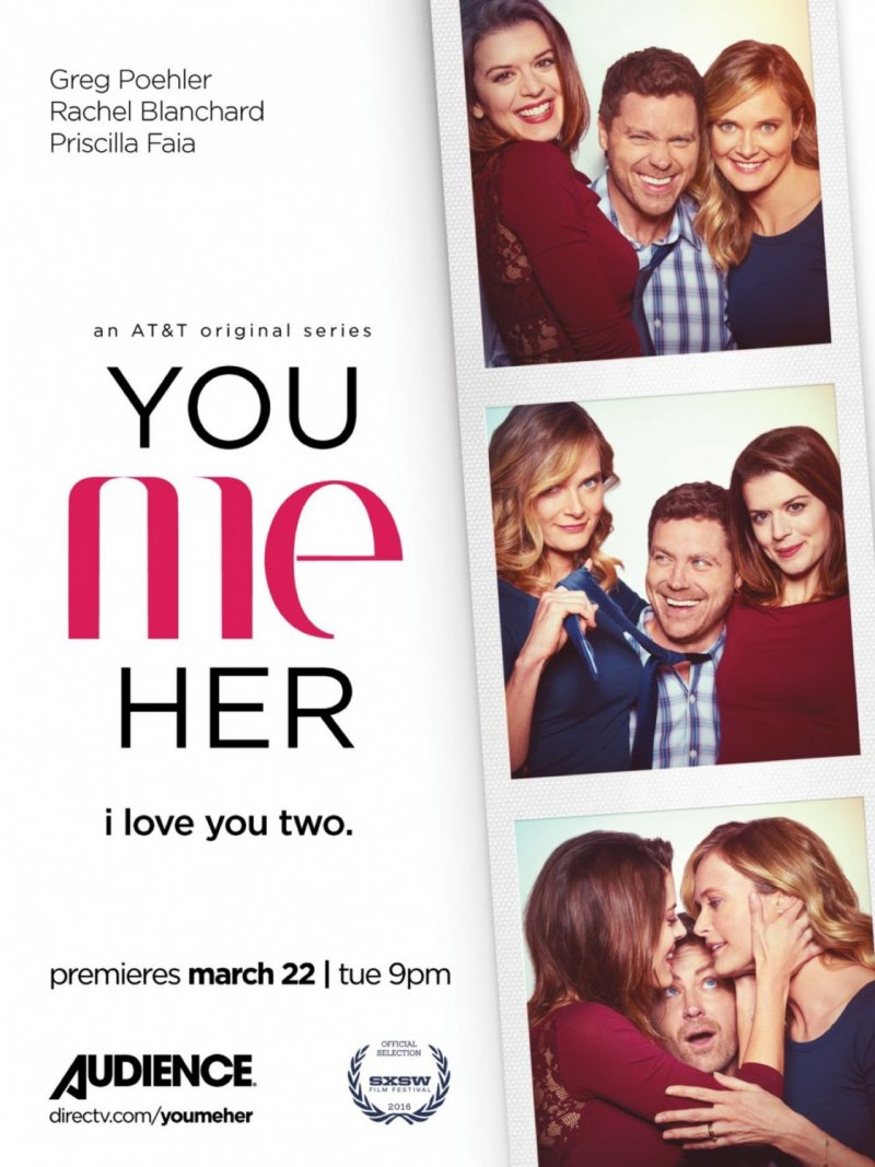 TU AŠ JI (1 Sezonas) / YOU ME HER Season 1