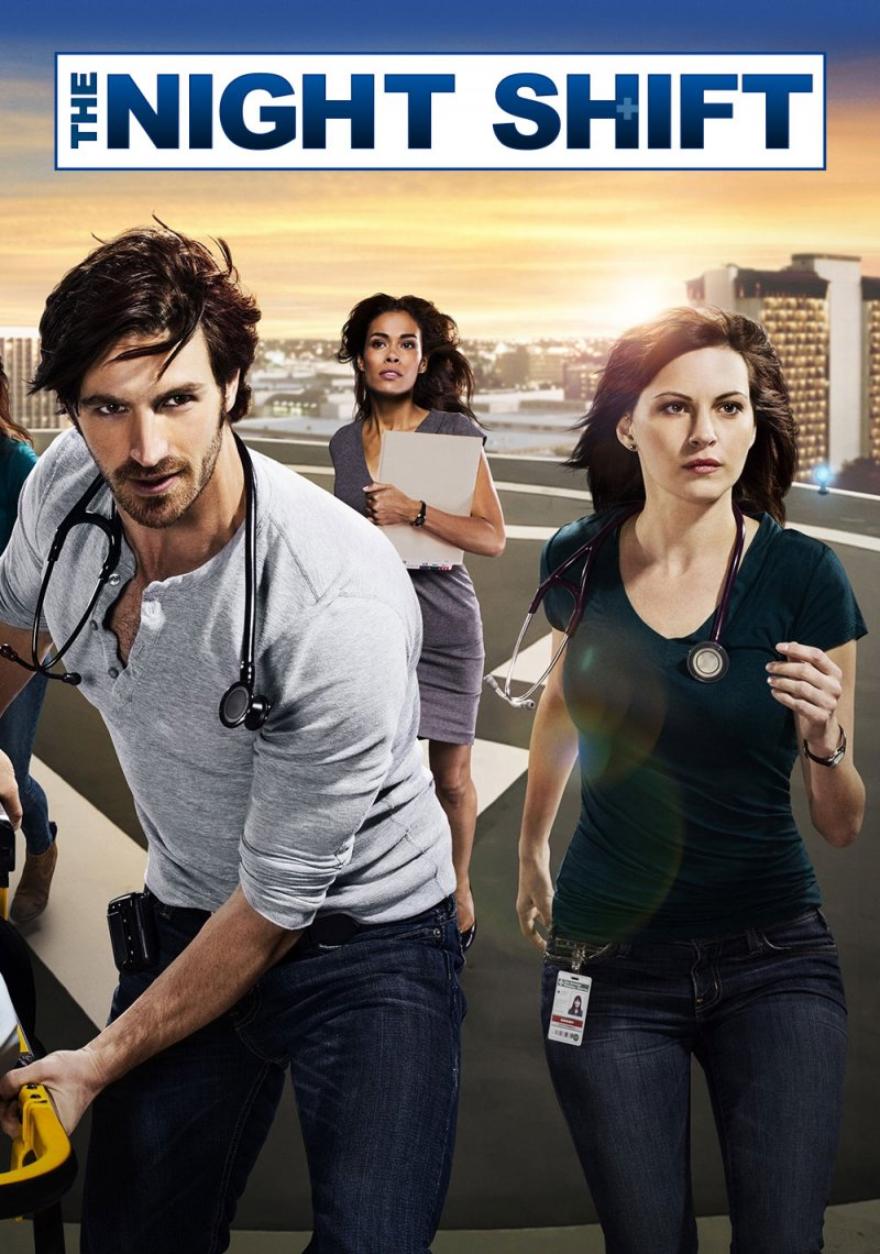 Naktinė pamaina (3 Sezonas) / The Night Shift (Season 3)