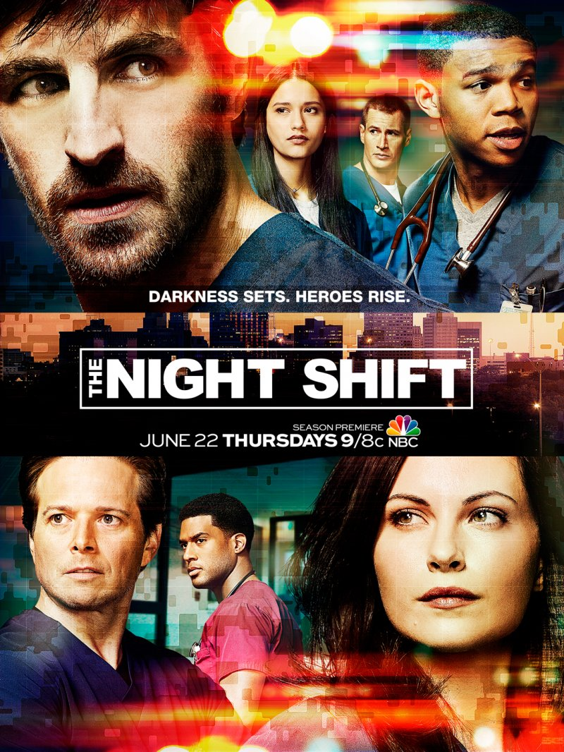 Naktinė pamaina (4 Sezonas) / The Night Shift (Season 4)