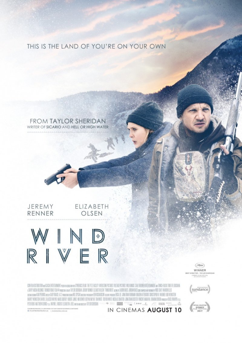 VĖJŲ UPĖ / WIND RIVER