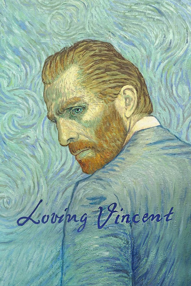 VINCENTO MEILĖ / LOVING VINCENT