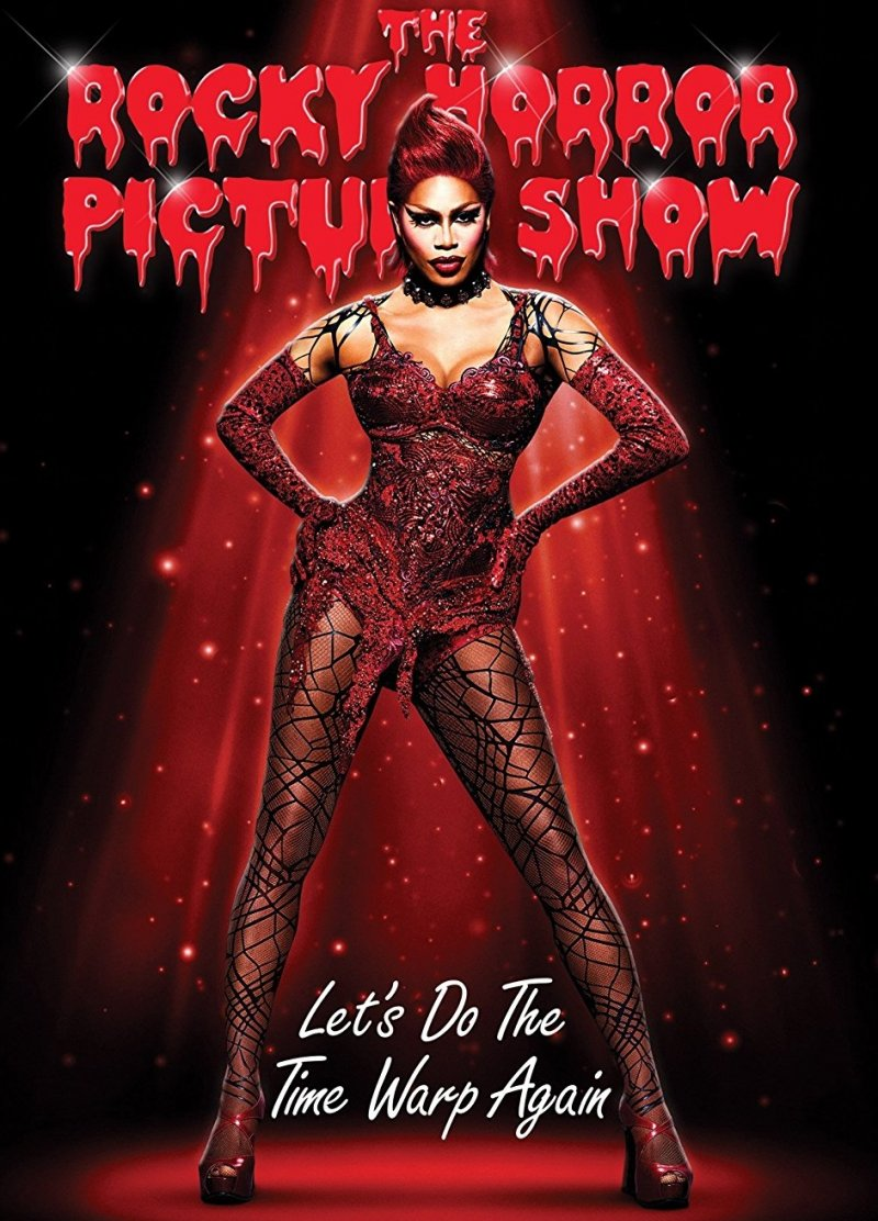 ROKIO SIAUBO ŠOU / THE ROCKY HORROR PICTURE SHOW: LET'S DO THE TIME WARP AGAIN