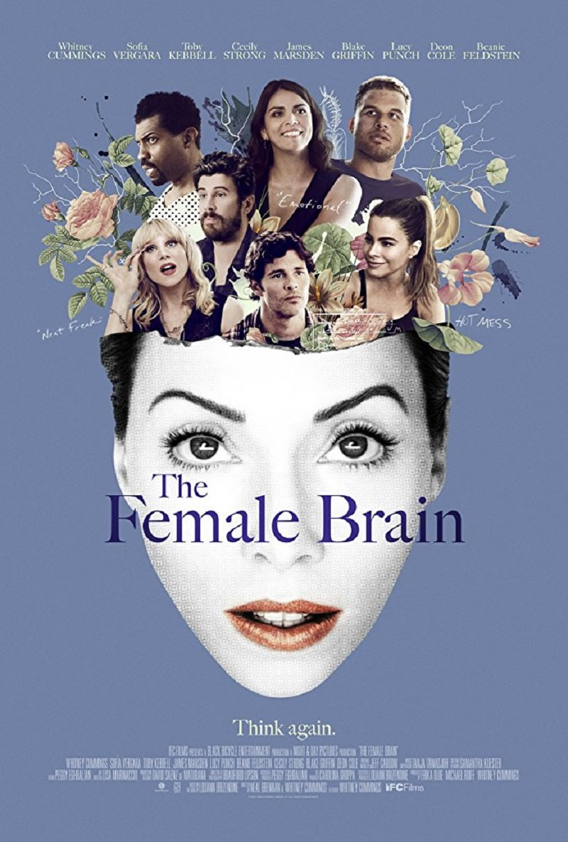 MOTERS SMEGENYS  / THE FEMALE BRAIN (2017)