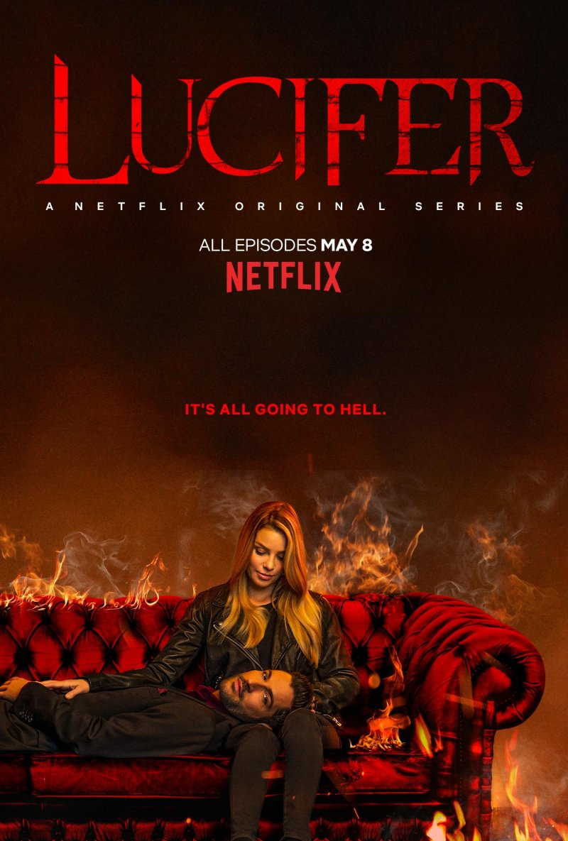 Liuciferis (4 Sezonas) / Lucifer (Season 4)
