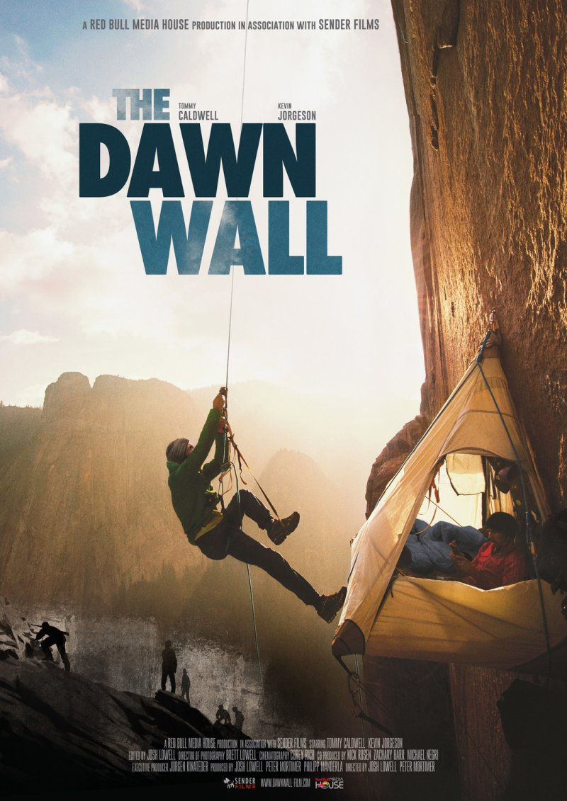 AUŠROS SIENA (2017) / THE DAWN WALL
