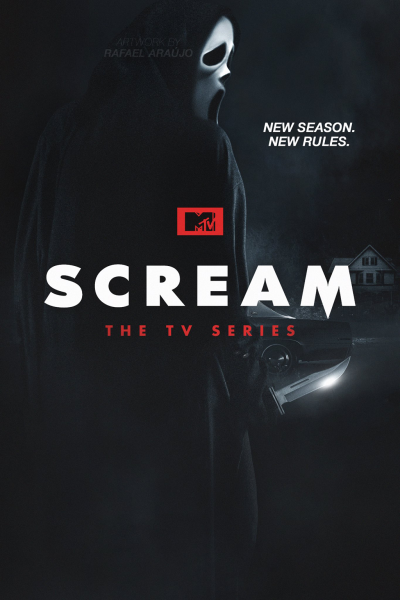 Klyksmas (3 Sezonas) / Scream (Season 3)