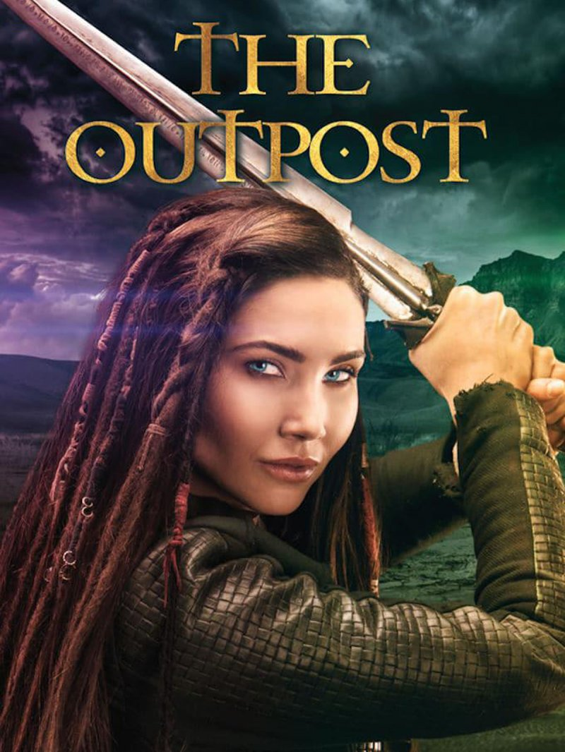Sargyba (2 Sezonas) / The Outpost Season 2